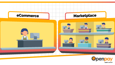 eCommerce y Marketplace: ¿cuáles son sus diferencias?